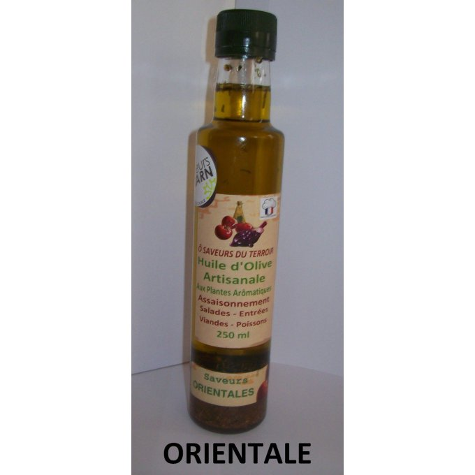 Huile d'olives : Orientale 250ml