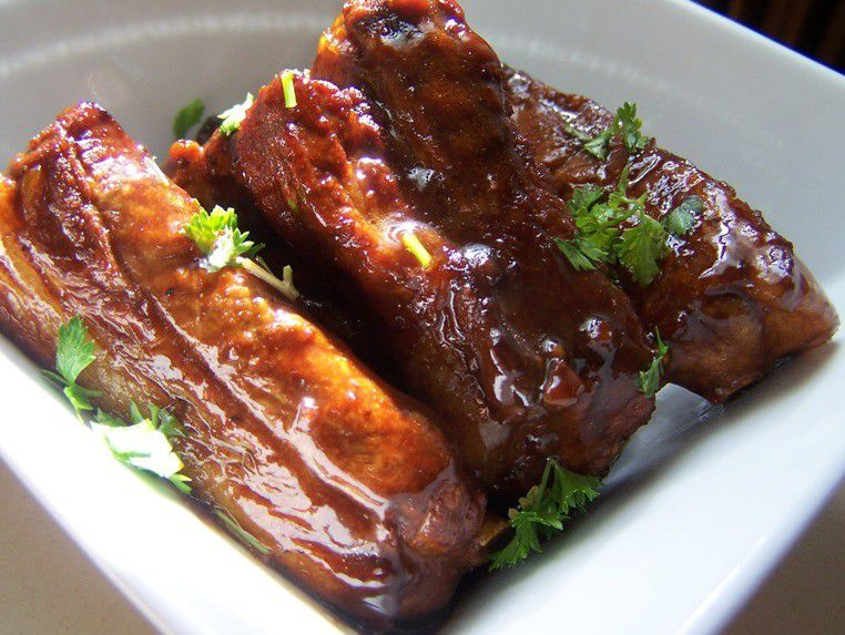 ribs grillade 1